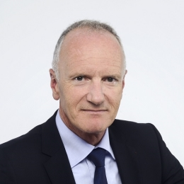 CEO Christophe Cuvilliers